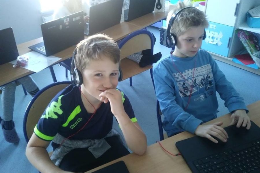 #SuperKoderzy PSP Lusówko