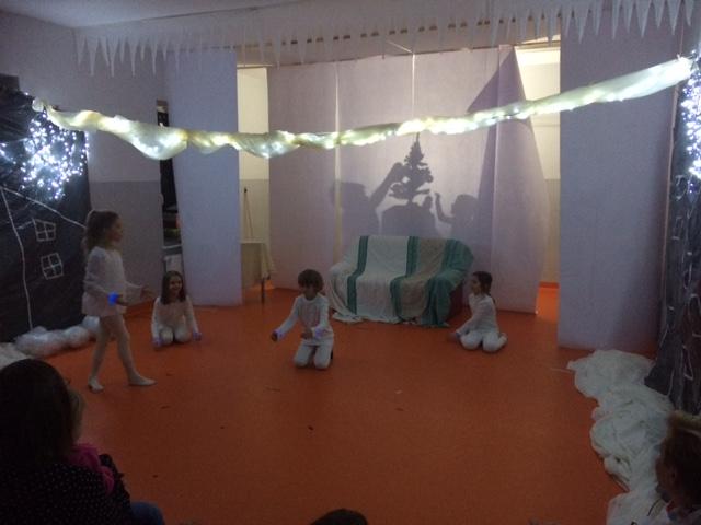 Spektakl w szkole