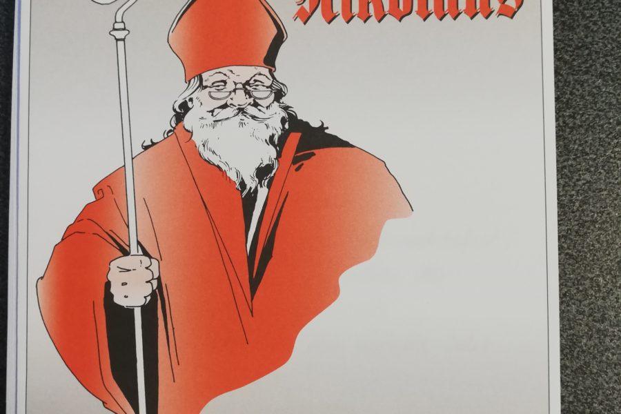 Św. Mikołaj czy Sankt Nikolaus?